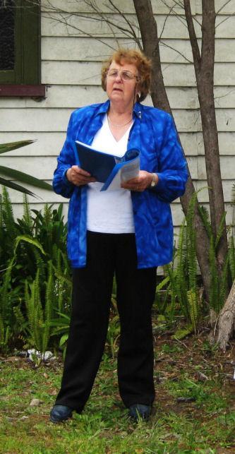Te Patunga - Sharing Memories of Little Jolly Church before move